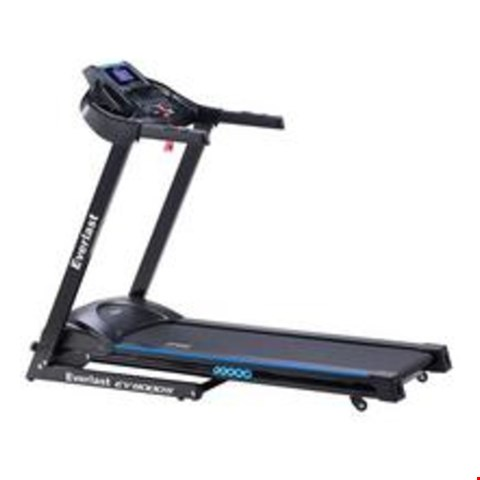 Lot 1048 EVERLAST EV9000S TREADMILL (1 BOX) RRP £649.99