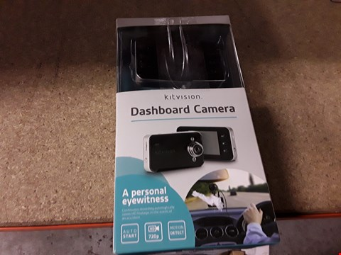 Lot 389 LOT OF APPROXIMATELY 5 KITVISION DASHBOARD CAMERAS