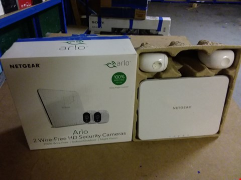 Lot 968 NETGEAR ARLO HD SECURITY CAMERA