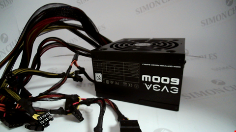 Lot 17109 EVGA 600W POWER SUPPLY UNIT