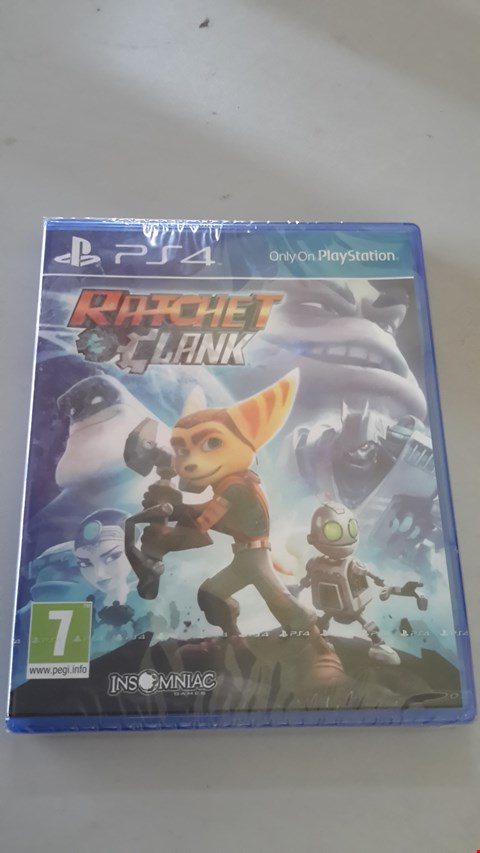 Lot 9054 RATCHET CLANK FOR PS4