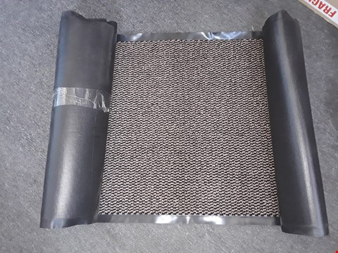 Lot 6092 BLACK AND BROWN LONG MAT SIZE - UNSPECIFIED