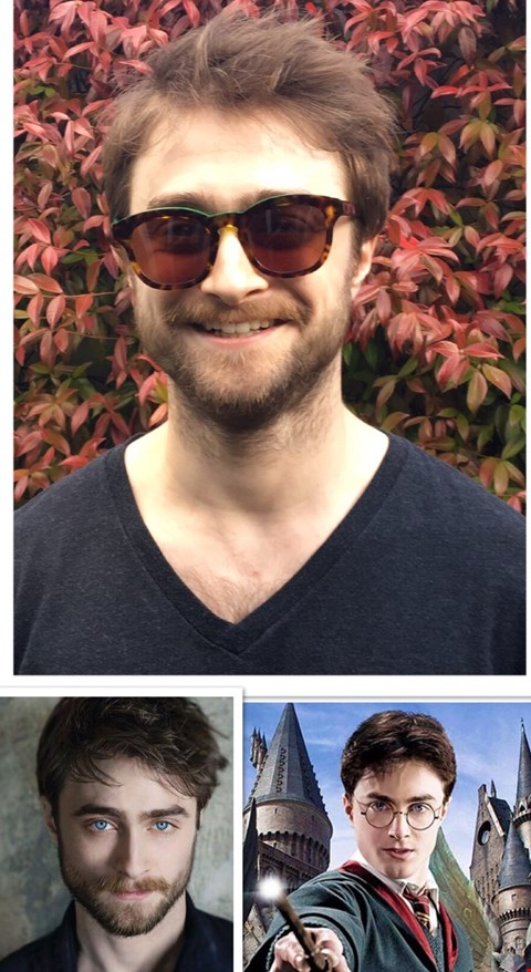 Lot 28 SHADES DONATED BY BRITISH ACTOR DANIEL RADCLIFFE