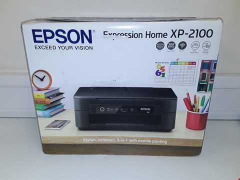 Lot 30 EPSON EXPRESSION HOME XP-2100 PRINTER