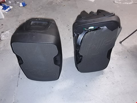 Lot 12681 HH ELECTRONICS S2-210 PORTABLE PA SYSTEM
