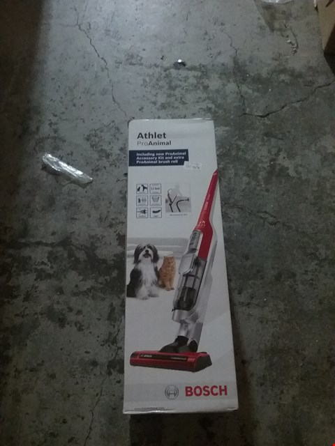 Lot 3206 BOSCH ATHLET PRO ANIMAL VACUUM CLEANER