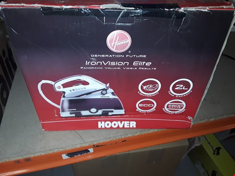 Lot 12618 HOOVER IRONVISION ELITE STEAM IRON