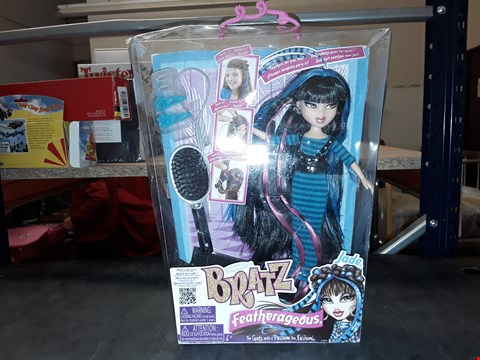 "Lot 2064 BRATZ ""FEATHERAGEOUS"" DOLL"