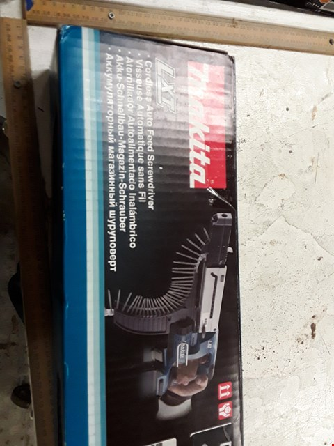 Lot 3064 MAKITA DFR550Z CORDLESS SCREWDRIVER
