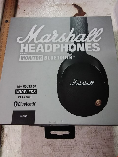 Lot 632 MARSHALL MONITOR BLUETOOTH HEADPHONES