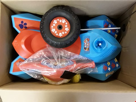 Lot 2343 PAW PATROL BATTERY OPPERATED MINI QUAD  RRP £120