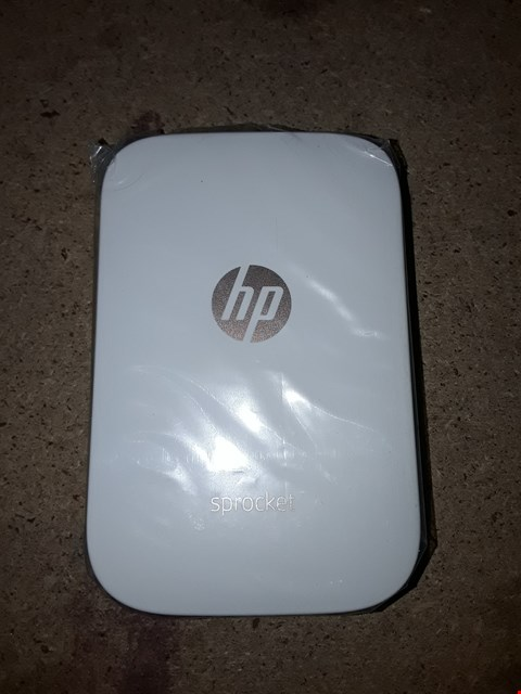 Lot 866 HP SPROCKET SMARTPHONE PHOTO PRINTER, WHITE