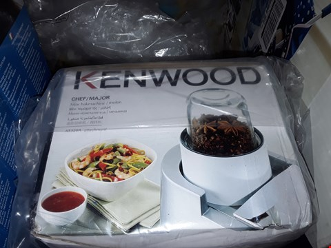 Lot 1554 KENWOOD CHEF MULTI MILL ATTACHMENT RRP £47