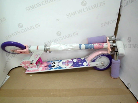 Lot 10446 UNICORN FOLDING IN LINE SCOOTER RRP £22.99