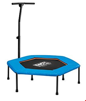 Lot 83 BOXED BODY SCULPTURE HEX TRAMPOLINE RRP £129.99