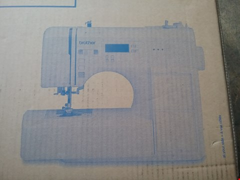 Lot 7969 BOXED BROTHER FS130QC SEWING MACHINE