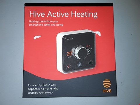 Lot 806 HIVE ACTIVE HEATING CONTROL FROM MOBILE, TABLET, LAPTOP
