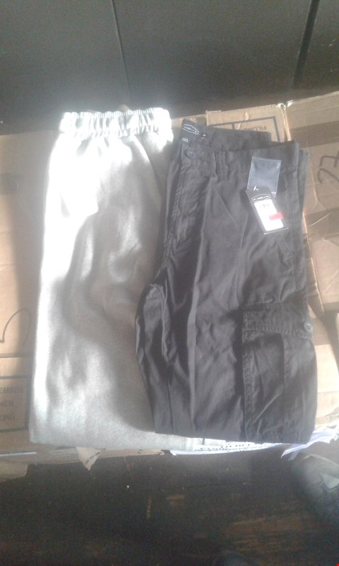 Lot 7036 APPROXIMATELY 15 X MENS TROUSERS TO INCLUDE FILA CUFFED JOGGERS AND SKINNY FIT TROUSERS