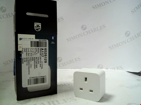 Lot 15615 PHILIPS HUE ACCESSORIES SMART PLUG