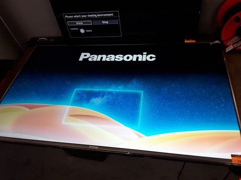 "Lot 426 PANASONIC 58"" HRD TELEVISION MODEL TX-58EX700B"