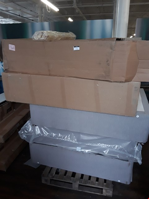Lot 2108 PALLET OF ASSORTED DIVAN BASES