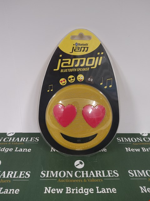 Lot 17357 BRAND NEW JAM JAMOJI BLUETOOTH SPEAKER