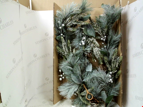 Lot 13138 BOXED LIT CONE GARLAND  RRP £32.99