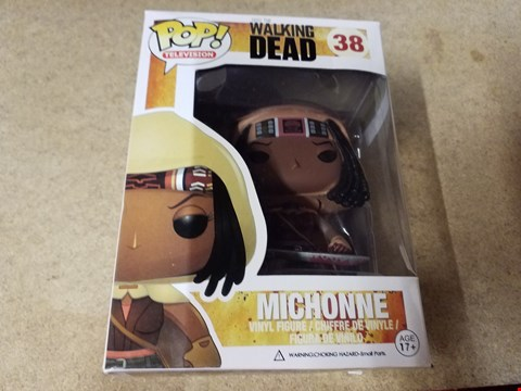 Lot 2009 A WALKING DEAD MICHONNE VINYL FIGURE