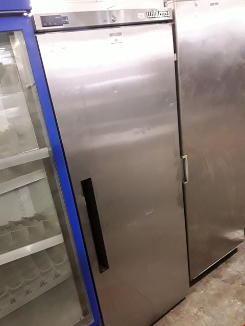 Lot 60 WILLIAMS TALL LARDER FREEZER