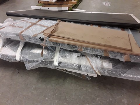 Lot 1040 PALLER OF PLASTIC SHED PARTS