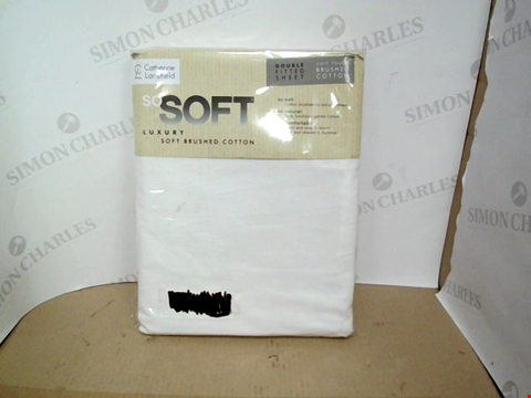 Lot 15029 CATHERINE LANSFIELD DOUBLE FITTED SHEET