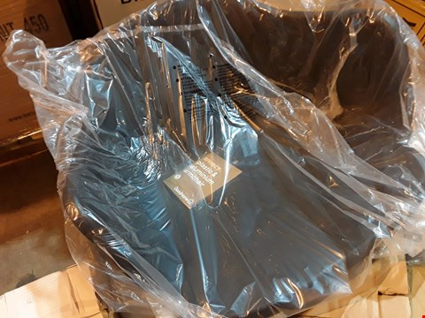Lot 9096 BOXED SET OF 4 ANNECY PLASTIC & ALUMINIUM ARMCHAIRS