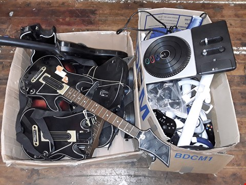 Lot 14844 LARGE QUANTITY OF ASSORTED GAMING ACCESSORIES