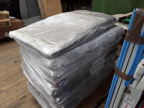 Lot 2056 PALLET OF 9 BRAND NEW UPHOLSTERED PANELS