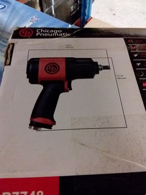 Lot 4566 CHICAGO PNEUMATIC CP7748 IMPACT WRENCH