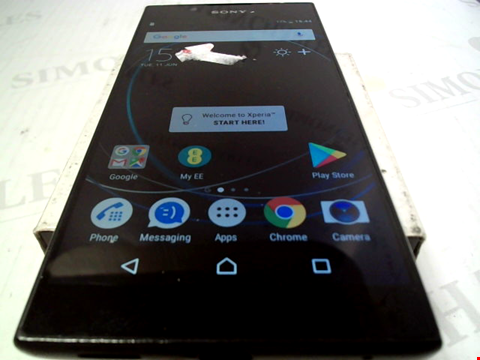 Lot 6089 SONY XPERIA L1 16GB ANDROID SMARTPHONE