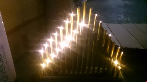Lot 2309 LA LED CANDLE BRIDGE