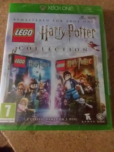 Lot 2393 LEGO HARRY POTTER REMASTERED FOR XBOX ONE