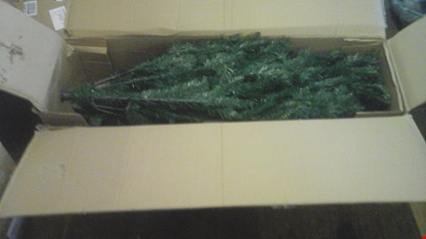 Lot 469 BOXED 7 FT REGAL FIG CHRISTMAS TREE  RRP £170.00