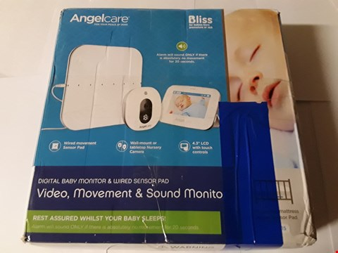 Lot 1783 ANGEL CARE BABY MONITOR SYSTEM