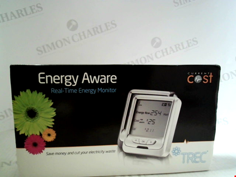 Lot 6007 TREC CURRENT COST ENERGY AWARE REAL-TIME ENERGY MONITOR