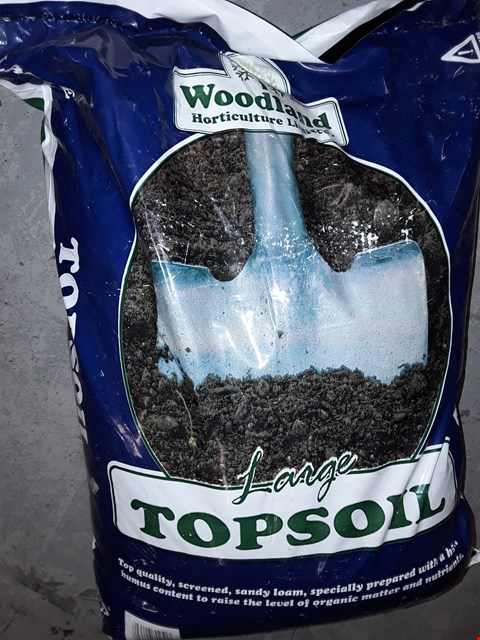 Lot 7604 LARGE BAG WOODLAND TOP SOIL