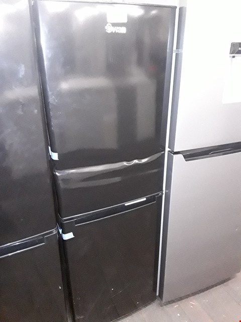 Lot 9023 SWAN SR8080B 50CM BLACK UNDER-COUNTER FRIDGE RRP £309.00