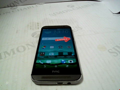Lot 5264 HTC ONE M8 16GB ANDROID SMARTPHONE