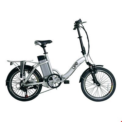 Lot 1082 BOXED ELIFE ELECTRO POWER ASSISTED BIKE