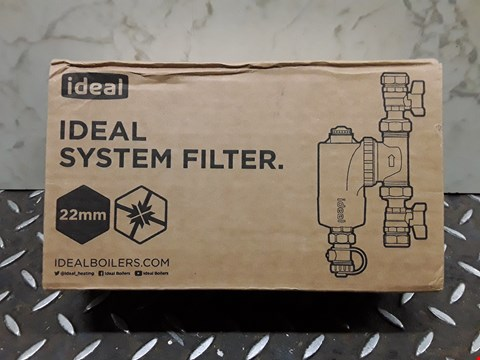 Lot 4464 BOXED IDEAL 22MM SYSTEM FILTER