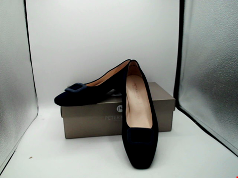 Lot 1124 BOXED PAIR OF DESIGNER PETER KAISAR SHOES - UK SIZE 6