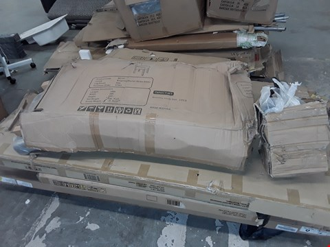 Lot 183 PALLET OF ASSORTED FLAT PACK FURNITURE PARTS TO INCLUDE KINGSTON DINING CHAIRS