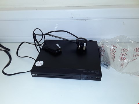 Lot 10 LG DP132 DVD PLAYER