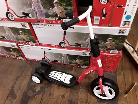 Lot 56 BRAND NEW BOXED KETTLER KIDS SCOOTER BOY